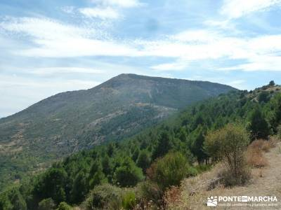 Cabeza de Braña, Mondalindo y Peña Negra - Senderismo por Madrid;sierra de grazalema hiking ropa d